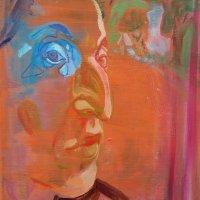 2016 oil on canvas  40x30cm