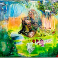 2011 oil on canvas 190x220cm